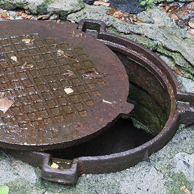 Canalization,  sewage, water - 02