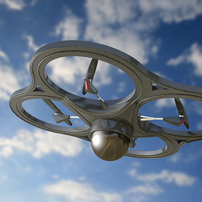 Crazy rotor