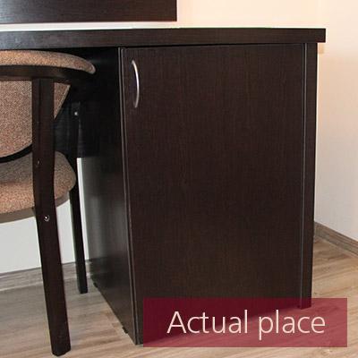 Cupboard, cabinet door, wood squeak - 01