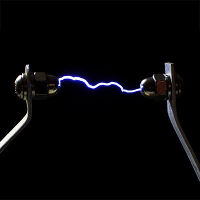 Electric spark, electric arc - 01