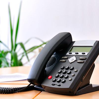 Electronic telephone ring - 01