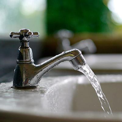 Faucet, tap, poor water flow - 01