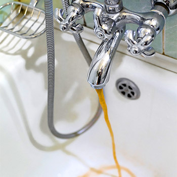 Faucet, tap, poor water flow - 04
