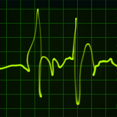 Heartbeat, pulse, normal rate, real sound - 03