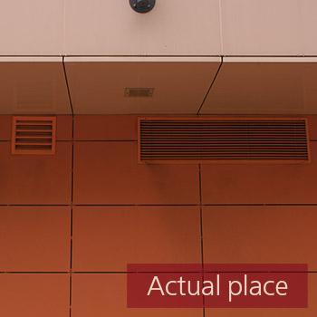 Large ventilation
