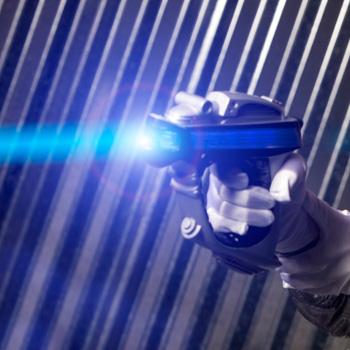 Laser gun, Sci-Fi