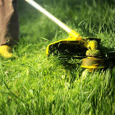 Lawn mower, grass cutter