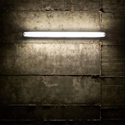 Light buzzing, fluorescent light hum, neon lamp hum - 02