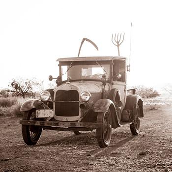 Old diesel engine 2