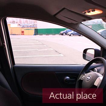 Power window roll down, Nissan Note