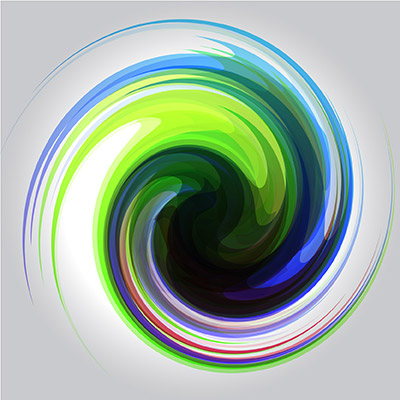 Rotating, swirling - 01