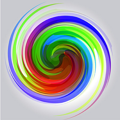 Rotating, swirling - 02