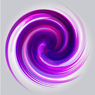Rotating, swirling - 03