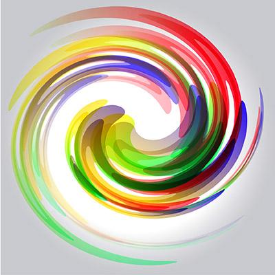 Rotating, swirling - 05