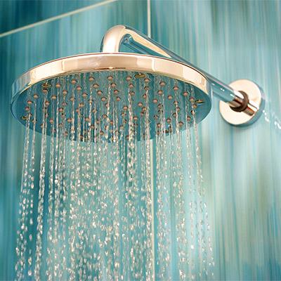 Shower, bathroom