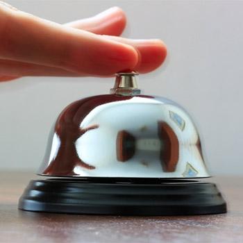 Small brass bell - 04