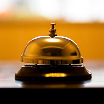 Small brass bell - 06