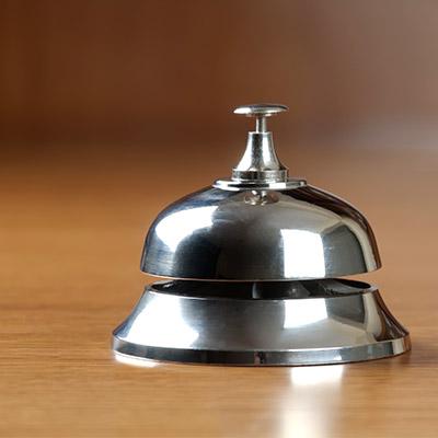 Small brass bell - 02