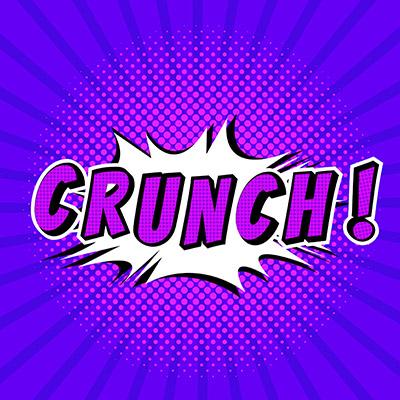 Squeaks, crunch, crackle - 01
