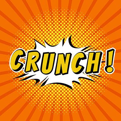 Squeaks, crunch, crackle - 02