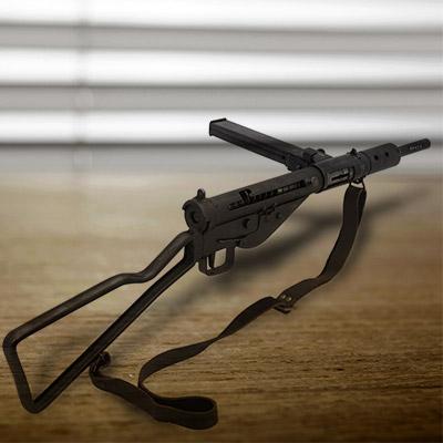 Sten mark 2, submachine gun