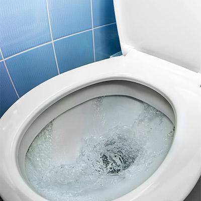 Toilet, flush, tank fill, wc - 01