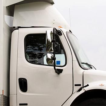 Truck, car, driver door, open and close - 02