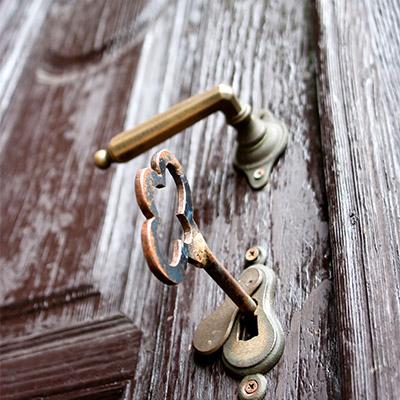 Wooden door - 01